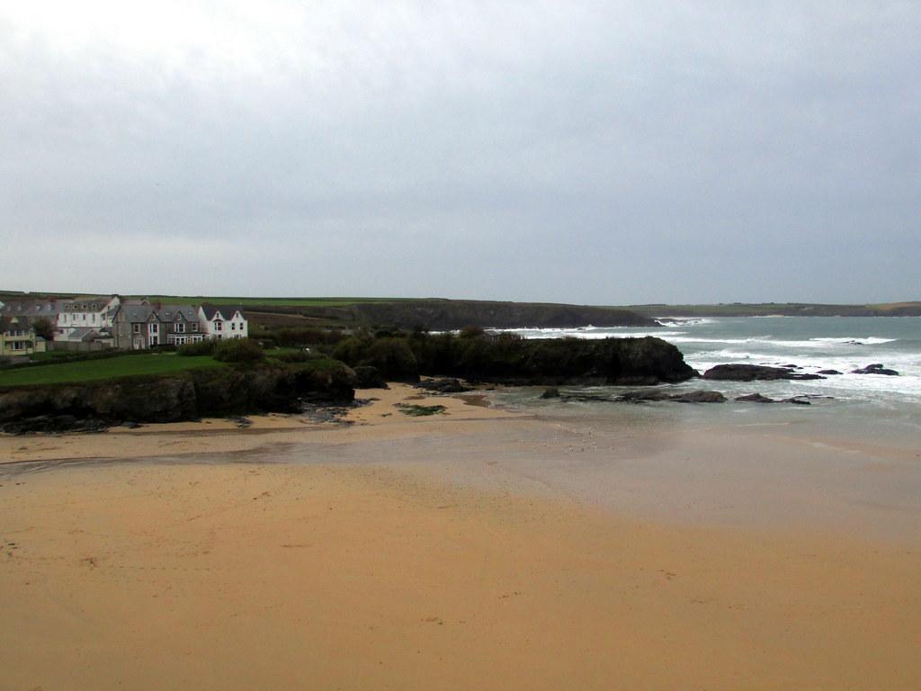 Trevone Bay