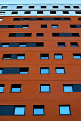 Squares & Rectangles (Serge Freeman) Tags: uk windows england architecture modern birmingham squares geometry asymmetry rectangles