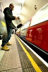 Charing Cross Tube (Malc Newell) Tags: city london canon underground tube londonunderground charingcross