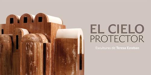 Exposición esculturas en Casa Árabe