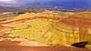 The Painted Hills, Oregon (Mr. Ansonii) Tags: red mountains oregon centraloregon portland colorful desert cascades rainstorm paintedhills dblringexcellence infinitexposure