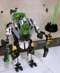 a (ezrawibowo) Tags: lego technic scifi mecha mech moc combiner foitsop herofactory jetrocka evoxlmachine