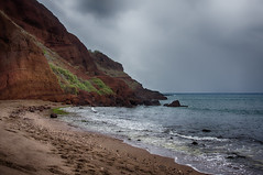 Black Sands Beach Maui (Susan Wilde) Tags: black beach water hawaii lava sand unitedstates maui kihei january282014mauibeachblacklava