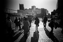 2014.02.16 Yokohama (nobring) Tags: street leica blackandwhite bw film monochrome blackwhite streetphotography super 400tx d76 yokohama m3 横浜 モノクロ 白黒 superangulon angulon フィルム undiluted superangulon21mmf4 bwfp 7n4vju