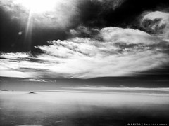 Caminar entre gigantes 3 (dfmanito) Tags: sky cloud sun mountain mxico plane aerialview windowseat iphone5s caminarentregigantes