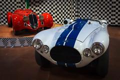 Winners Circle - Simeone Museum Philadelphia (johnrhurst1) Tags: cars museum race vintage 1938 historic alfa romeo cunningham mm 1952 8c simeone 2900b c4r