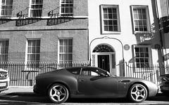 Aston Martin DB7 Zagato. (Tom Daem) Tags: london martin aston zagato db7