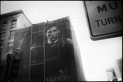 Union Square (icki) Tags: sanfrancisco california ca street blackandwhite nopeople unionsquare october2013