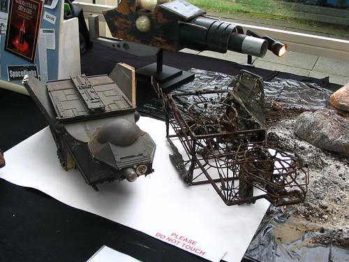 Model Spaceship