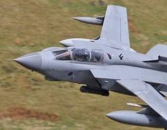 Tornado GR4 (calverleyphysics) Tags: flying low jets f1 special planes mirage tornado raf aeroplanes hawks gr4 lfa7