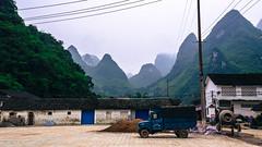 2014 9 Xing Ping (9) (SirLouisLau95) Tags: china mountain spring guilin yangshuo     xingping
