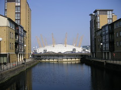 London (Mila Fonteyn) Tags: london canarywharf o2arena