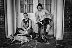 Stll Sober (35mmStreets.com) Tags: street city portrait urban bw white black beach 35mm photography washington nikon df florida miami south ave nik collins sobe d600 35mmstreets