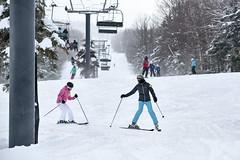 Mont-Sutton, ski (Wally Baba) Tags: canada ski quebec mont sutton