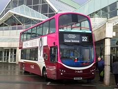 Lothian Buses 349 (SN59BHE) - 23-01-15 (peter_b2008) Tags: buses edinburgh transport wright coaches 349 lothianbuses buspictures volvob9tl eclipsegemini2 sn59bhe