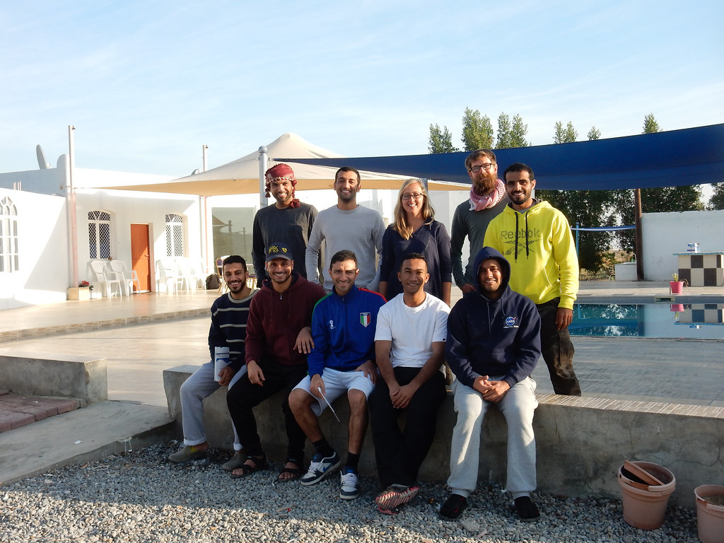 P&P With Discovery Team Oman