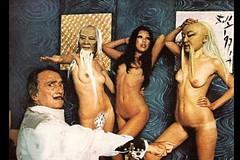 Dali (jerem6699) Tags: paris art sex nue masqu