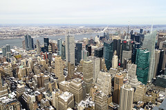 I love New York 2 (rdedengra) Tags: newyork skyline landscape travels manhattan paisaje ciudades viajes metropolis empirestate citys urbanphotos fotosurbanas