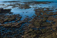 Stone meets water (Manu Bausc a.k.a. Jos Manuel Bautista) Tags: blue water stone seaside cadiz