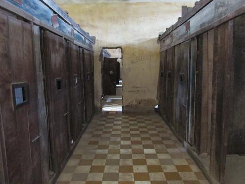 Prison S21, Phnom Penh, Cambodge
