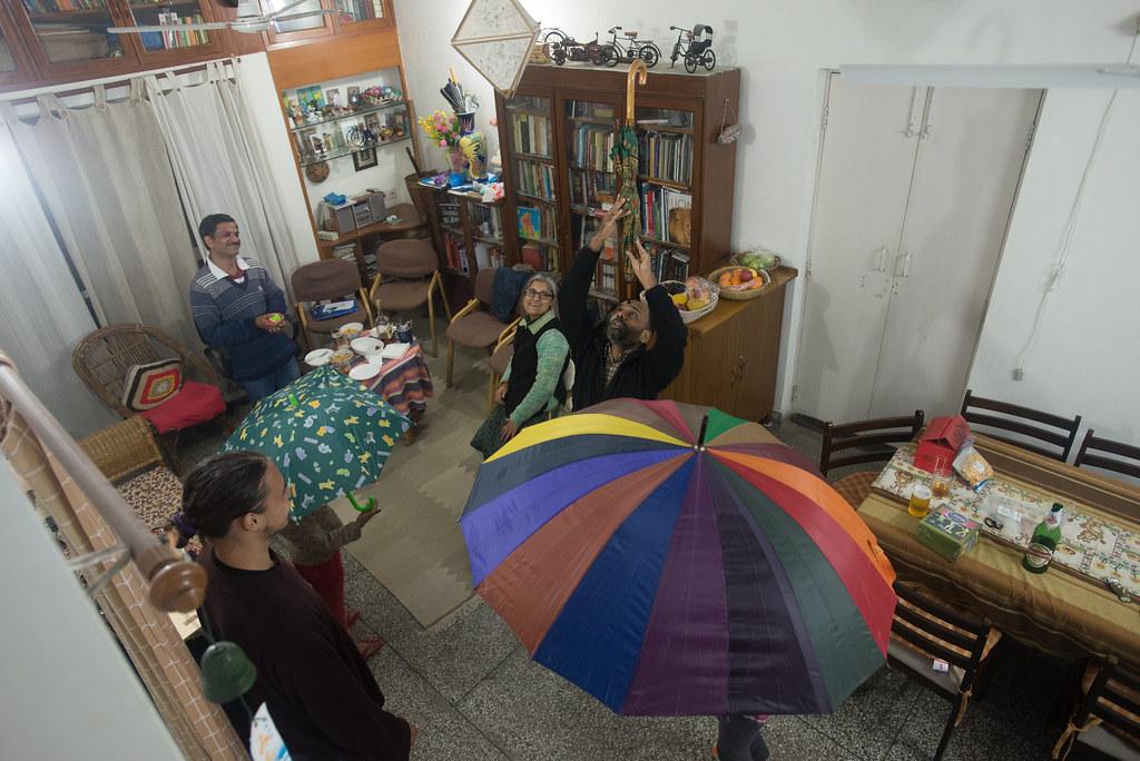 Family fun in Delhi