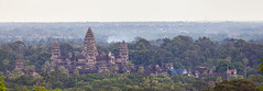 View of Angkor Wat, Cambodia (Historystack) Tags: art architecture angkorwat middleages 12thcentury khmerempire suryavarmanii 1110s year1115 historyofcambodia