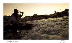 Oferenda IV, 2011 (Andr Motta de Lima) Tags: g11 2011 iemanja yemanja procissao riovermelho