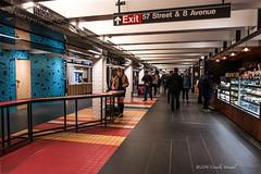 Underground Consumers (CVerwaal) Tags: nyc usa ny newyork subway shops columbuscircle sonyrx100iii