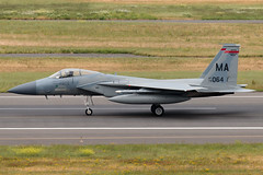 Griffin 4 (sabian404) Tags: portland ma airport eagle massachusetts international pdx ang douglas barnes mcdonnell f15 f15c kpdx 104fw 790064 131fs