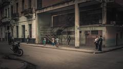 Streets of Havana - Cuba (IV2K) Tags: havana habana lahabana cuba cuban kuba caribbean street centro centrohavana habanacentro sony rx1 zeiss 35mm