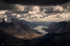 Loch Etive (GenerationX) Tags: sea sky snow mountains water weather clouds landscape scotland highlands unitedkingdom scottish neil gb glencoe barr glenetive buachailleetivebeag taynuilt lochetive bonawe stobdubh benstarav beinntrilleachan riveretive beinnceitlein lochanurr canon6d invercharnan dalness creagdhubh gualachulain coirenaneasan glenetiveforest dubhchnoc