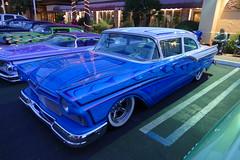 1957 Ford (bballchico) Tags: ford flames scallops 1957 santamariainn locobanditoscc westcoastkustomscruisinnationals
