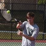 SV Varsity tennis v Riverside 5/4/16 Playoffs