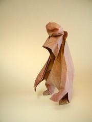 Orangutan - Nguyen Vo Hien Chuong (Rui.Roda) Tags: origami gorilla orangutan papiroflexia hien nguyen gorila vo chuong papierfalten orangutango