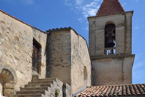 Pierrerue (Alpes de haute Provence), chapelle St-Pierre - 2
