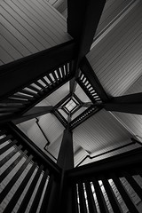 The world needs more spiral staircases. Not for climbing. Just for photos.  #Toronto #Architecture #City #Art #Stairs #TheWorldNeedsMoreSpiralStairCases #BlackAndWhite #Lookup #UrbanFragments #ViewsFromThe6 #Urban #UrbanExplorer #Urbex #TorontoOntario #On (kallyone) Tags: city urban blackandwhite toronto ontario art architecture stairs lookup urbex torontoontario urbanfragments urbanexplorer theworldneedsmorespiralstaircases viewsfromthe6