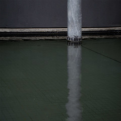 reflecting pool (dotintime) Tags: reflect mirror pool tile water cool calm still quiet column light shadow dotintime meganlane