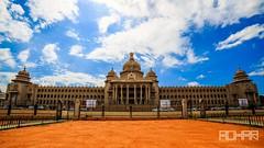 Vidhan Soudha, Bangalore (Rohan2021) Tags: india architecture canon bangalore karnataka 6d vidhansoudha bengaluru