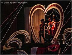 Vedettes de teatre. Hotel Gran Caribe. (Cayo Largo - Cuba) (Antoni Gallart i Vilarrasa) Tags: show girls night island teatro hotel noche sony cuba nightclub chicas isla nit teatre illa cayolargo vedettes espectculo espectacle noies hotelgrancaribe