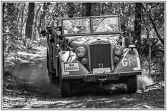 militracks 2016 (<<<< peter ijdema >>>>) Tags: monochrome blackwhite pentax zwartwit 15 german ww2 40 k1 horch duits typ 901 2016 overloon kfz da50135 militracks horch901typ40kfz15 httpwwwmilitracksnl