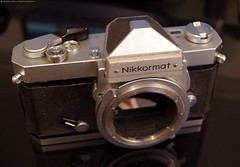 nikkormat camera (Simon Dell Photography) Tags: vintage nikon cameras f2 nikkormat cm3 chinin helios442
