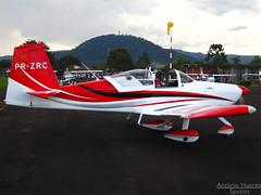 RV-7A, PR-ZRC (Antônio A. Huergo de Carvalho) Tags: vans rv aerobatic aerobatics rv7a acrobático acrobaciaaérea vansrv przrc