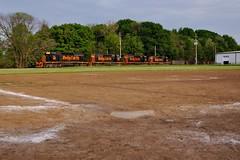 W&LE 6311 Bolivar Winters Spur Baseball Field 215 5/25/16 (Poker2662) Tags: field spur baseball bolivar winters 215 6311 wle 52516