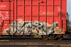 374706_DSC_2981 (The Curse Of Brian) Tags: minnesota graffiti minneapolis trains freights swerv