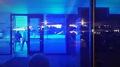 Parking Garage (michael.veltman) Tags: blue minnesota theater district garage parking minneapolis