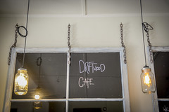 Milton Driftwood Cafe (Visit Shoalhaven) Tags: lighting window modern coast chalk cafe south style driftwood frame jar milton chalkboard decor blackboard shoalhaven instagram