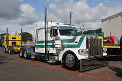 ATHS National 2016 (16) (RyanP77) Tags: aths truck show salem oregon peterbilt kw kenworth logger cabover pete freightliner marmon dump semi