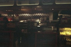 F875 (hronirheila) Tags: new york nyc ny film 35mm nikon fuji grain natura fujifilm grainy nikonf70 fujinatura1600 misslilys melvinsjuicebox epsonperfectionv550 misslilysbakeshop