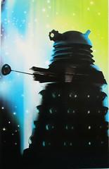 1601_DoctorWho_Dalek_Djalima (Kille.wips) Tags: tv who postcard doctor series british tvshow
