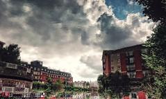 Cork city reflected (binghamtim1) Tags: reflection cork mobiography sonyxperiaz3
